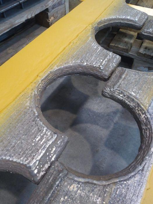 fabricant de lame rechargée monobloc industrielle