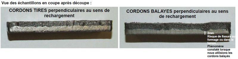 Tôle rechargée anti-abrasion haute température pour cimenterie, centrale thermique