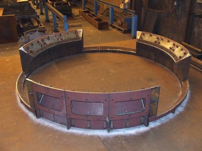 construction pièce anti-abrasion secteur énergie