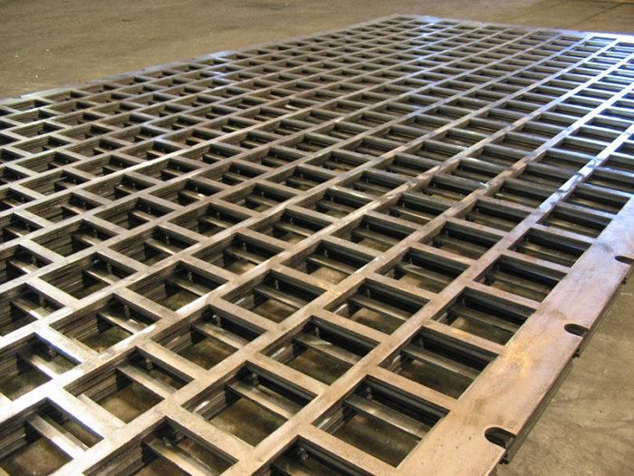 matériaux anti-usure criblage, concassage, lavage pour mines et carrières
