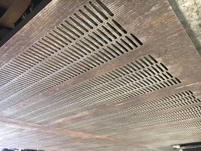 matériaux anti-usure secteur sidérurgie