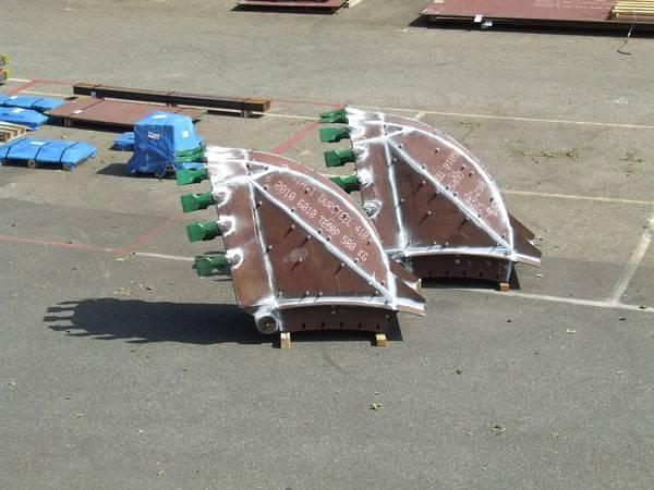 multi-matériaux anti-abrasion mines carriere