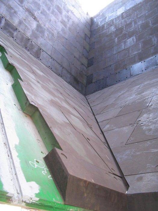 solution anti-abrasion secteur mines et carrierres
