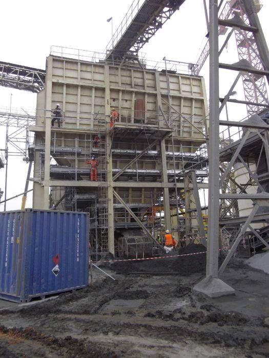 solution anti usure concassage, criblage, transport secteur mines et carrieres